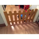 Solid Oak Child Gate - Made To Measure